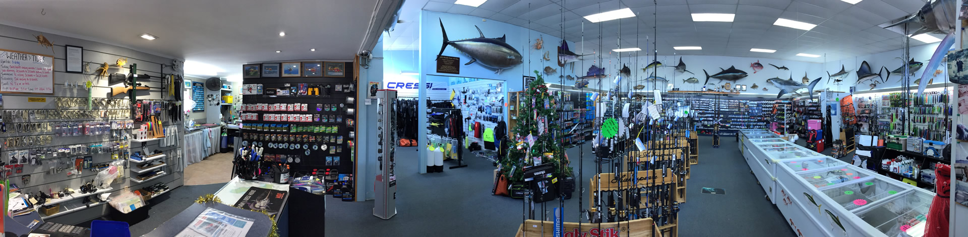 The Big Fish Bait and Tackle Company Limited
